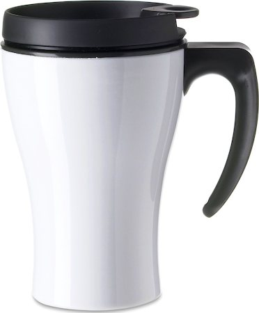 Rosti Mepal Thermo Mug Automatic (White)