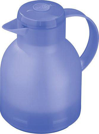 Emsa Samba Vacuum Jug (Translucent Ice Blue)