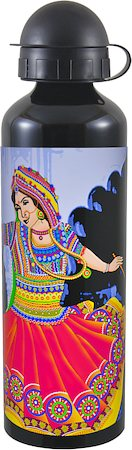 Kolorobia Garba Black Travel Sipper