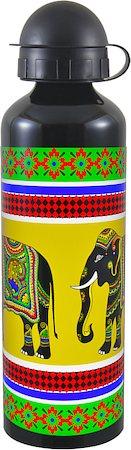 Kolorobia Royal Elephant Black Travel Sipper