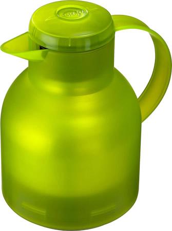 Emsa Samba Vacuum Jug (Translucent Light Green)