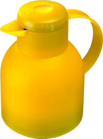 Emsa Samba Vacuum Jug (Translucent Light Yellow)