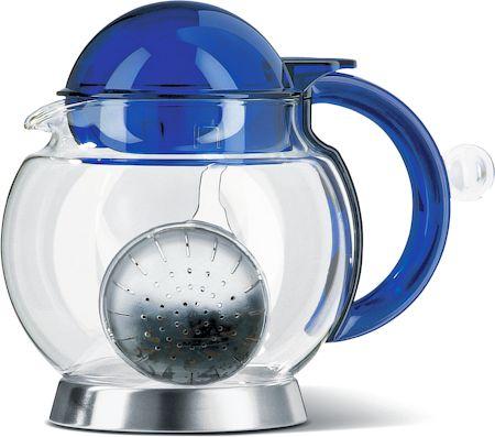 Emsa Hot Tea Master Tea Maker (Blue)
