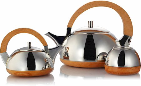 Arttdinox Xylem Range Tea Set