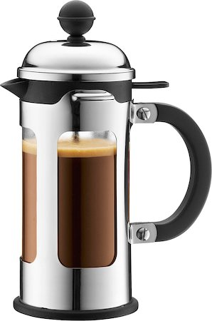Bodum Chambord French Press Coffee Maker, 8 cup (1.0 L)