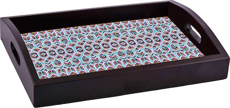 ThinNFat Rangeela Chatta Printed Tray
