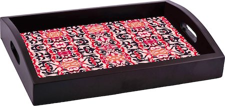 ThinNFat Decorative Printed Tray