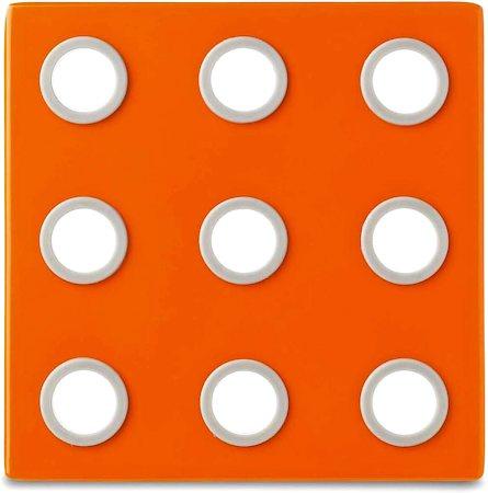 Rosti Mepal Domino Designer Trivet (Eos Orange)