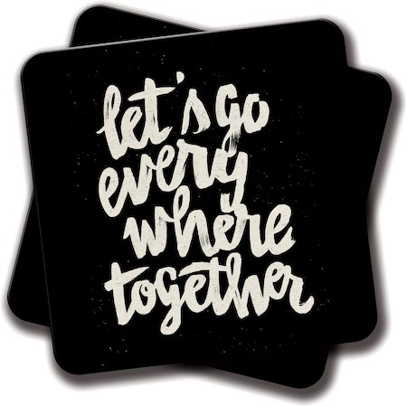 Amey Everywhere Coasters - set of 2