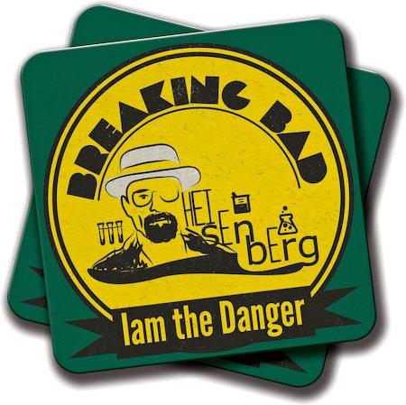 Amey BB Logo Coasters - set of 2
