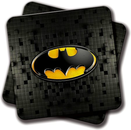 Amey Batman Coasters - set of 2
