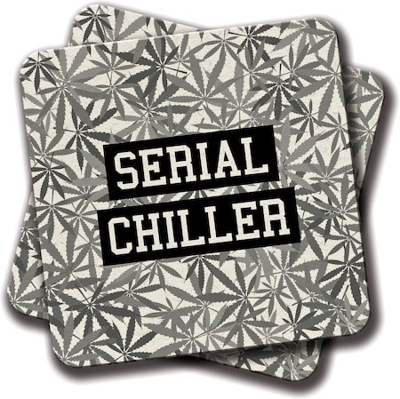 Amey Serial Chiller Coasters - set of 2