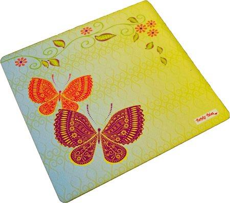 Twirly Tales Butterfly Series Trivets - set of 2