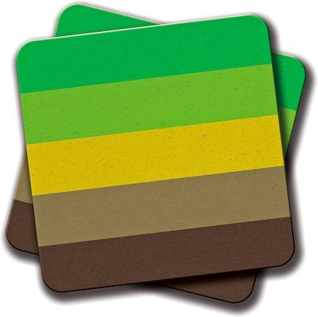 Amey Color Coasters - set of 2