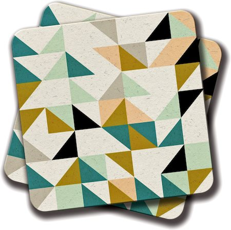 Amey Patience Coasters - set of 2