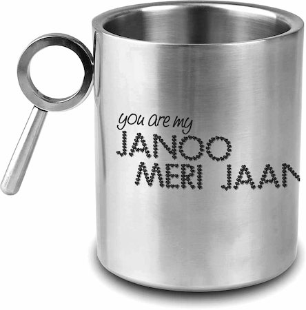 Hot Muggs For You - Janoo Meri Jaan Mug