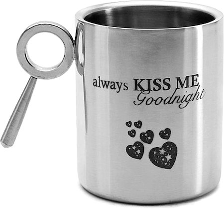 Hot Muggs For You - Always Kiss Me Goodnight, Mug