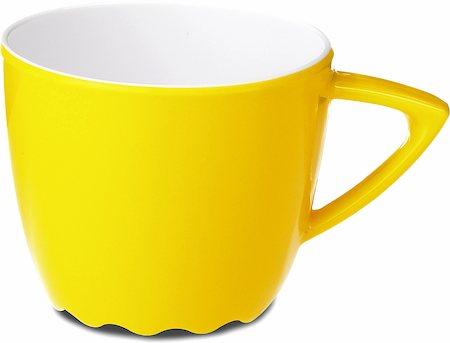 Rosti Mepal Coffee Cup Eos Yellow