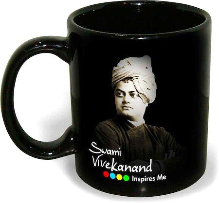 Hot Muggs Swami Vivekanand - Nothing impossible, Mug