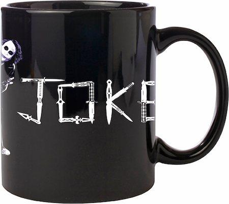 Warner Brothers Joker Knife Mug