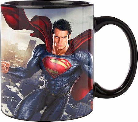 Warner Brothers Man of Steel - Henry Cavill Mug