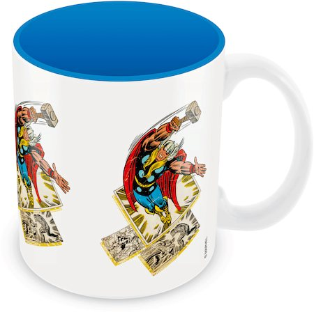 Marvel Comics Thor Action Ceramic Mug