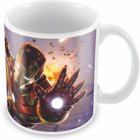 Marvel Iron Man - Avengers Ceramic Mug