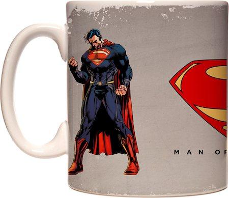Warner Brothers Superman 'Power' Mug