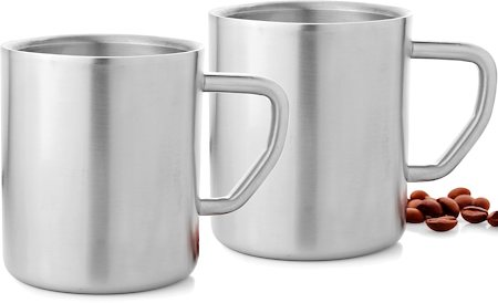 Mosaic Straight Mug, Big - set of 2