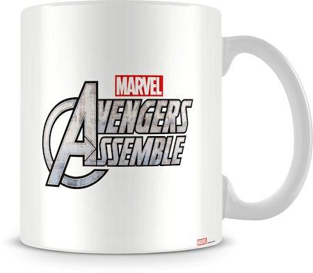 Marvel Hulk in Action - Assemble Ceramic Mug