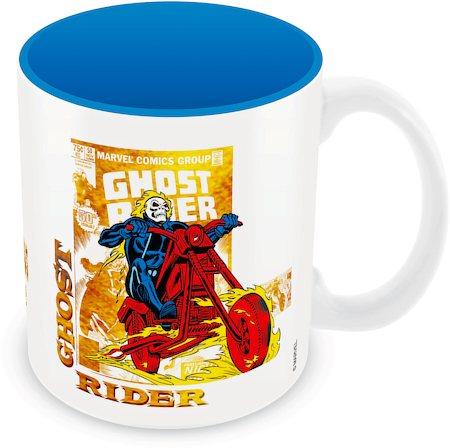 Marvel Comics Ghost Rider Ceramic Mug