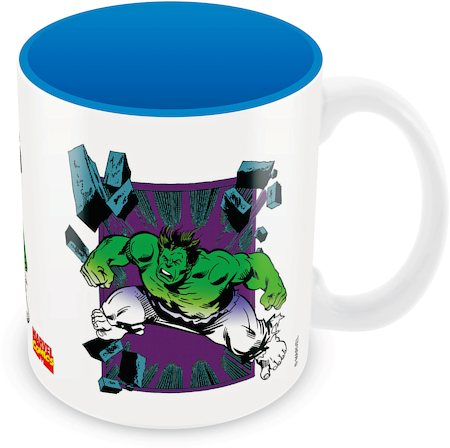 Marvel Comics Hulk theme Ceramic Mug