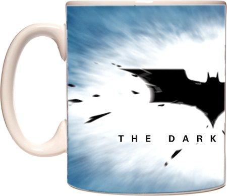 Warner Brothers Dark Knight Batman Movie Logo Mug