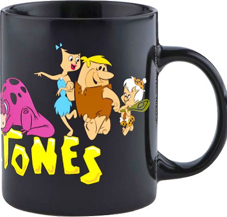 Warner Brothers The Flintstones - All Mug