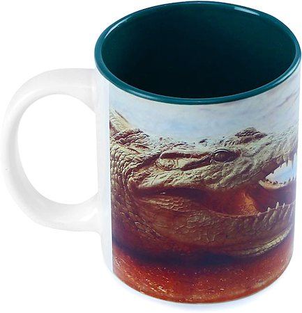 Hot Muggs Wild Focus - Stay Away Mug