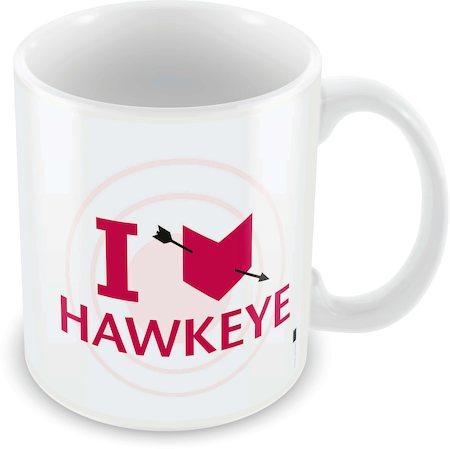 Marvel Hawkeye - Age of Ultron Ceramic Mug