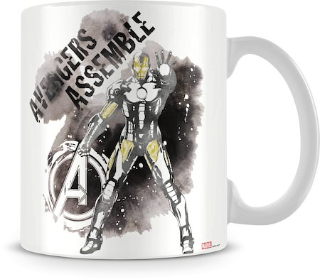 Marvel Avengers Assemble - America Ceramic Mug