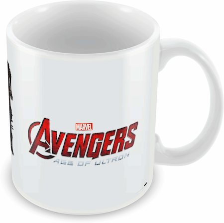 Marvel Captain America Leading - Avengers Ceramic Mug