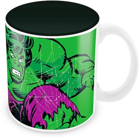 Marvel Comics Hulk Action Ceramic Mug