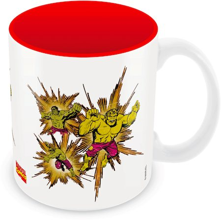 Marvel Comics Hulk Scream Ceramic Mug