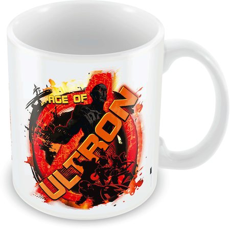 Marvel Ultron Ceramic Mug