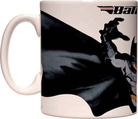 Warner Brothers Batman In Action Mug