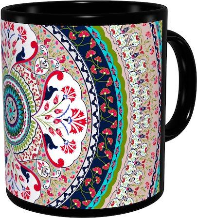 Kolorobia Turkish Classic Black Mug