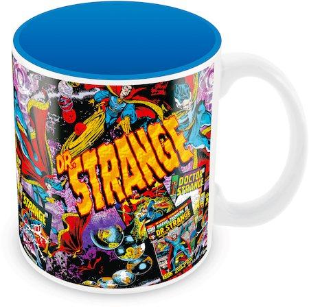 Marvel Dr. Strange Comics Ceramic Mug