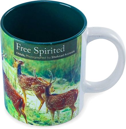 Hot Muggs Wild Focus - Free Spirited Mug