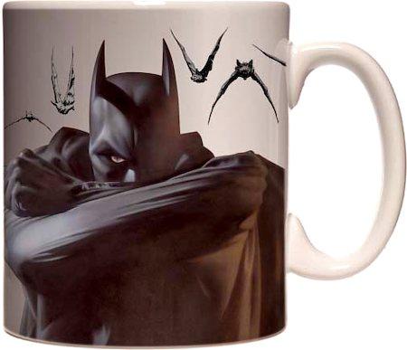 Warner Brothers Batman - One With The Night Mug
