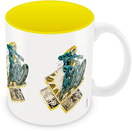 Marvel Comics Ghost Rider Rides Ceramic Mug