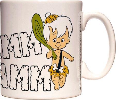Warner Brothers The Flintstones - Bamm Bamm Mug