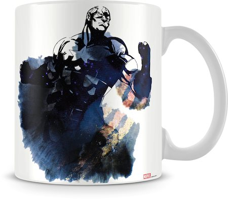 Marvel Assemble - Captain America Ceramic Mug