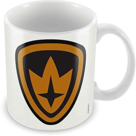 Marvel Kawaii - Guardians of Galaxy Logo Ceramic Mug